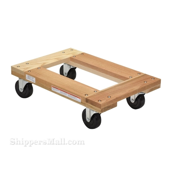 Picture of Hardwood Dolly Open Deck 0.9k Lb 16 X 24