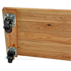 Picture of Hardwood Dolly-Solid Deck 1.2k Lb 24x36