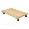 Picture of Hardwood Dolly-Solid Deck 1.2k Lb 24x48
