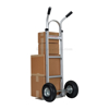Picture of 2 Handle Alum Hand Truck Pneumatic - DHHT-500A