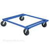 Steel Professional Movers Dolly with 4000 Lb Capacity 40 X 48 inch-PRM-4048-8
