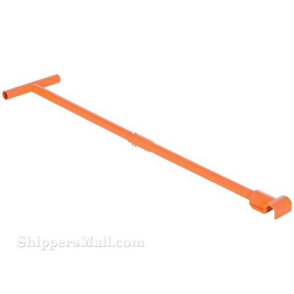 "Machine skate Steering Bar - Length: 36"" Long. - for Model #: VHMS-8/15/30"