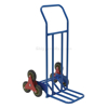 Stair dolly climbs staiirs with 3 wheels on each side. Easily rolls up and down stairs, Vestil Part ST-TRUCK-300