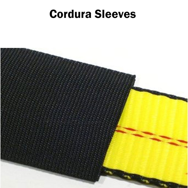 Cordura sleeves strap protector's for protection against wear on your straps and webbing.SP-CODURA-24-GRP