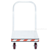 Heavy Duty Aluminum Treadplate Platform Truck Measures 24X36 Part #: ATP-C-2436 front