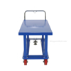 Work-Height Platform Truck 30X60 Steel Top. - WHPT-3060-ST