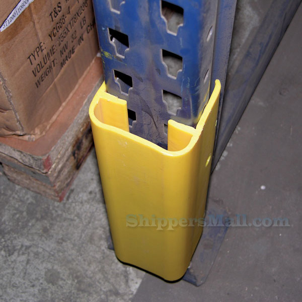 Warehouse Pallet Racking protective shield, VS-VPRP-XX-XX-GRP
