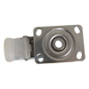 caster, industrial casters, thermoplastic, stainless steel, rigid, CST-E-SS-TPR top