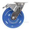 Polyurethane (Solid) Casters with stainless steel rigging CST-F-SS-8X2SP-SWTB