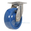 Polyurethane (Solid) Casters with stainless steel rigging CST-F-SS-6X2SP-S