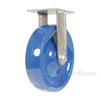 Polyurethane (Solid) Casters with stainless steel rigging CST-F-SS-8X2SP-R