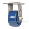 Polyurethane (Solid) Casters with stainless steel rigging CST-F-SS-4X2SP-R