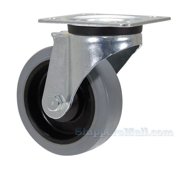 German made Industrial Caster, high quality non-marking polyurethane, Model; CST-ALK-5X2SR-S