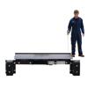 Mechanical Edge-O-Docks dock levelers model: FM-2072