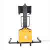 Narrow Mast Semi-Electric Stackers with Powered Lift w 1500 lb. Capacity c