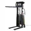 """SL-63-FF - Stacker with Powered Lift - Fixed Forks Over Fixed Support Legs / 63"""" H a"""