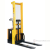 Full Powered Stacker with Power Drive and Powered Lift Models: S-62-FF & S-118-FF
