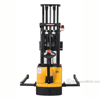 Powered Stacker with Power Drive, Power Lift, and Power Fork Reach P/N: S-118-AA-FR e