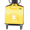 """Narrow Mast Semi-Electric Stacker with Fixed Forks, Forks Raise up to 118"""" SLNM-118-FF g"""
